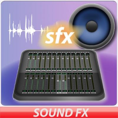 Sound FX Transition Noise 04