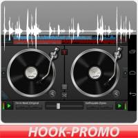HOOK-PROMO mit 2 Musiktiteln - Voiceover - Sound FX